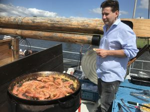 barbecue-boot-eem-amersfoort