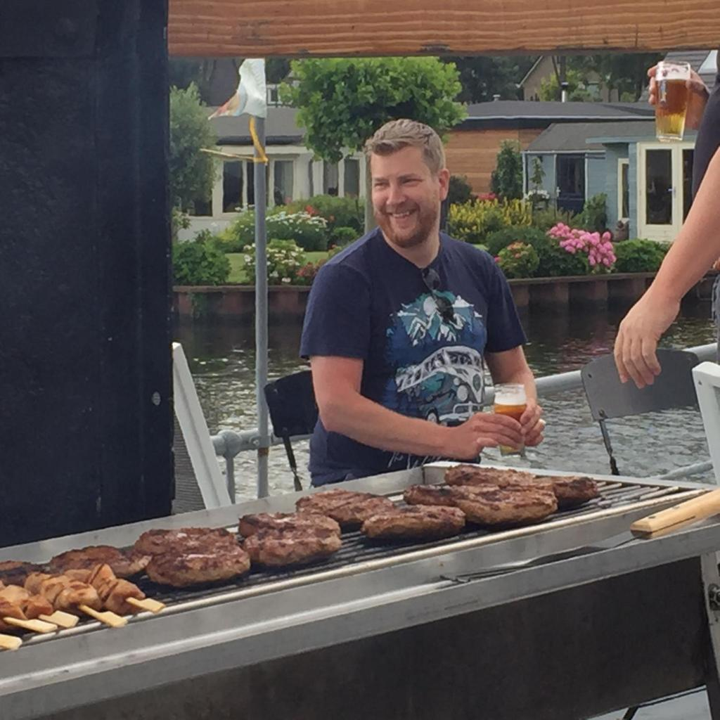 Barbecue Amersfoort